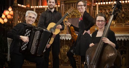 TANGAGE Duo, trio, quatuor ou quintette